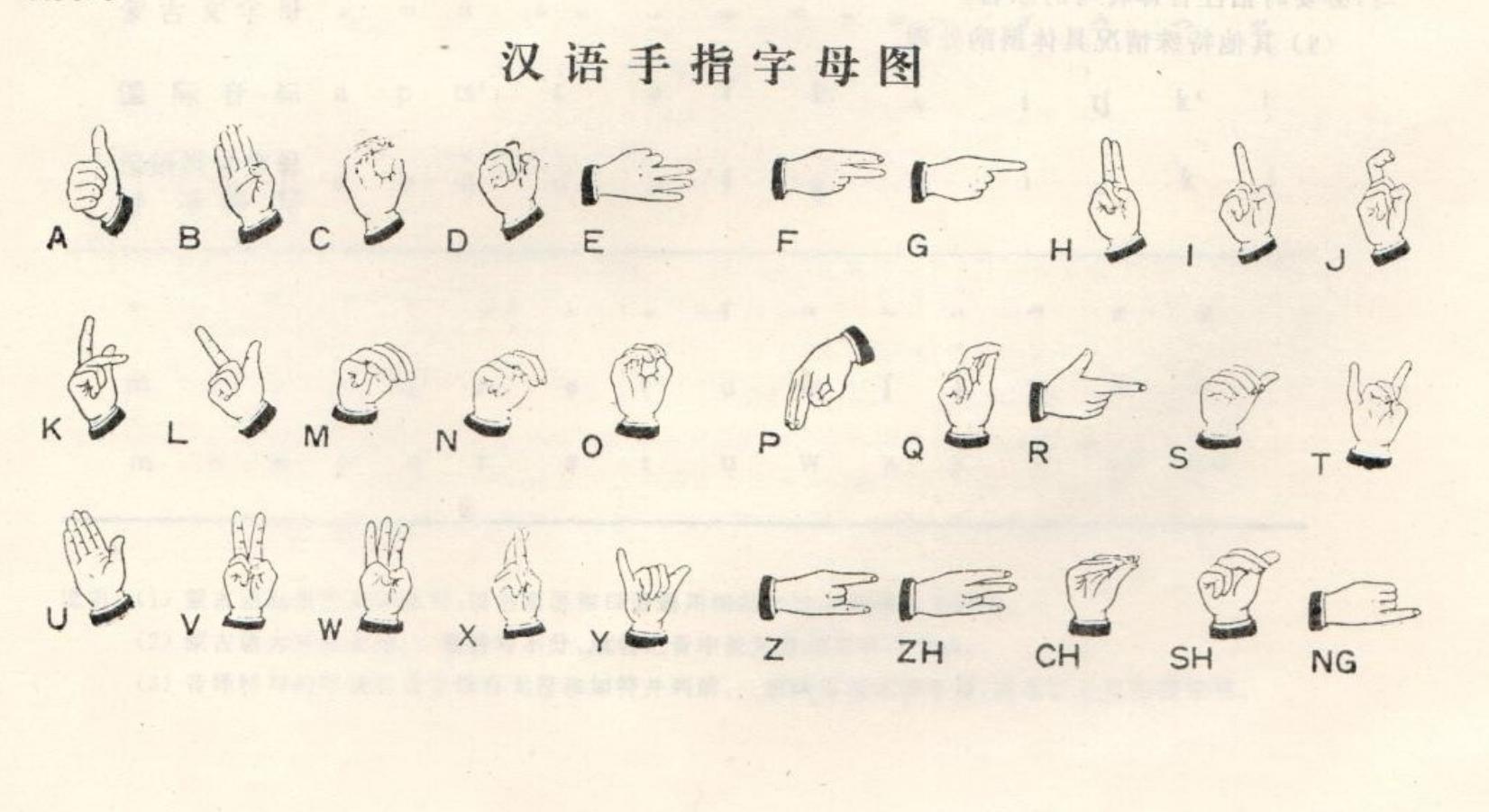教育部、国家语委、中国残联联合发布《汉语手...